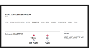 gramatyka_zijn_nauka_niderlandzkiego_lekcja_holenderskiego