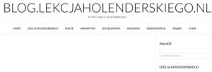 znajdź lekcja holenderskiego