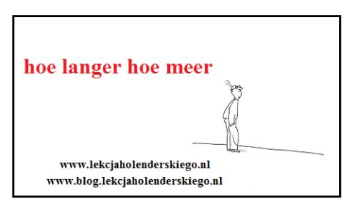 hoe_gramatyka_nauka_niderlandzkiego_lekcja_holenderskiego