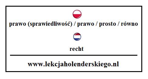 recht_nauka_niderlandzkiego_lekcja_holenderskiego