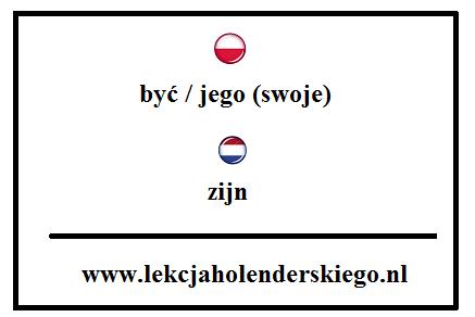 zijn_nauka_niderlandzkiego_lekcja_holenderskiego